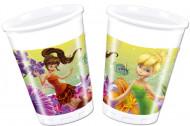 Disney-keijut™-muovimukit 8 kpl