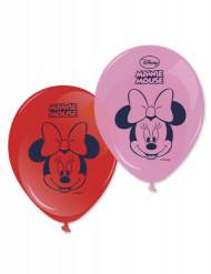 8 ilmapalloa 28 cm Minni Hiiri™