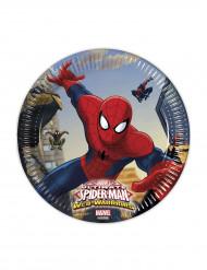 Spiderman™ kartonkilautaset 20cm 8kpl