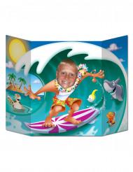 Hauska taulu surffari