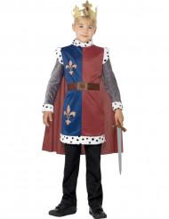 Keskiaikaisen kuninkaan asu lapsille
