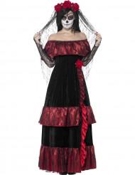 Naisten Halloween asu Meksikolainen morsian