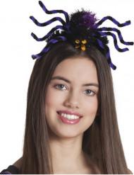 Violetti hämähäkkipanta Halloween