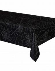Muovinen pöytäliina, hämähäkkikuviot
