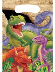 Lahjapussukka 6kpl Dinosaurus