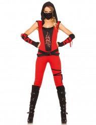 Naisten ninja-asu