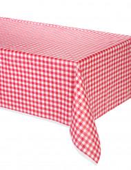 Ruudullinen pöytäliina 137 x 274 cm