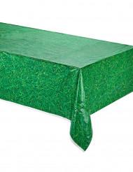 Vihreä pöytäliina 137cm x 274cm