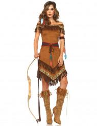 Ruskea intiaanimekko
