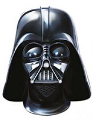 Matalareunainen kartonkinaamari Darth Vador - Star Wars™