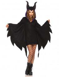 Satujen paha noita Halloween-asu aikuisille