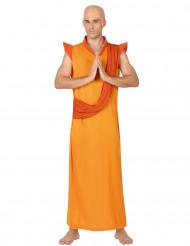 Buddhatyylinen naamiaispuku aikuisille