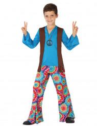 Sininen hippiasu lapsille