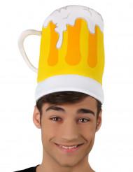 Oluttuoppi-hattu