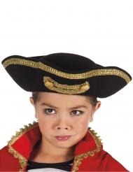 Merirosvokapteenin hattu lapsille