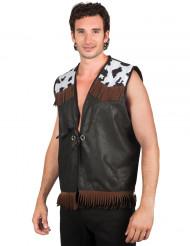 Musta cowboy- liivi