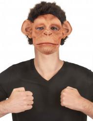Apinanaamari liikkuvalla suulla aikuisille