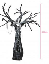 Halloween-koriste, Noiduttu puu