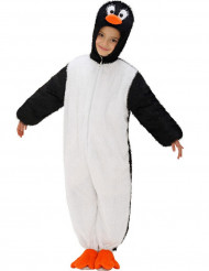 Jääpingviinin naamiaisasu lapselle