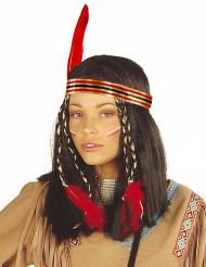 Cheyenne- intiaaniperuukki