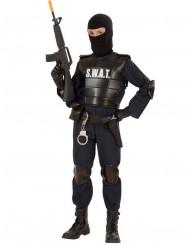 SWAT- erikoisjoukkojen asu lapsille
