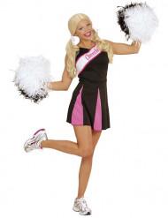 Cheerleaderin mekko aikuisille