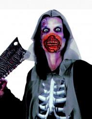 Zombien suu - Halloween naamio