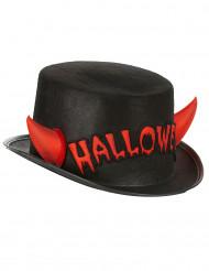 Halloween-hattu sarvilla