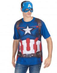 Aikuisten Kapteeni Amerikka™ asu