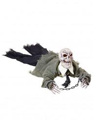 Koristeluuranko liike-, valo- ja ääniefektitoiminnoilla 80 cm - Halloween