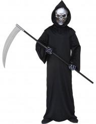 Viikatemies - Halloweenasu lapselle