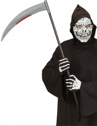 Verinen Halloween-viikate 107 cm
