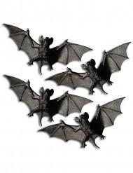 Halloween lepakot 4 kpl