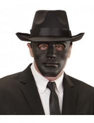 Musta anonyymin naamari aikuiselle