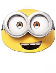 Pahvinaamari Bob Minions™