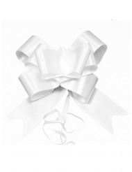 Valkoinen rusetti 4 kpl