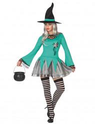 Naisten Halloween Noita-asu
