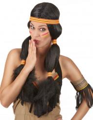 Alkuperäisasukas - Peruukki aikuisille teemajuhliin