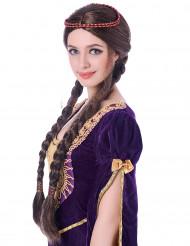 Naisten keskiaikainen peruukki