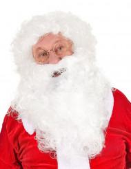 Joulupukin peruukki ja parta