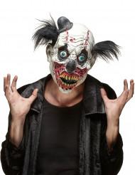 Aikuisten zombiklovnin naamio