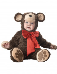 Vauvojen luksus karhuasu