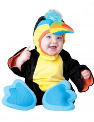 Pieni Tukaani -naamiaisasu vauvalle