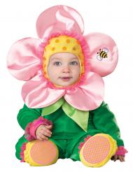 Kukkanen-naamiaisasu vauvoille