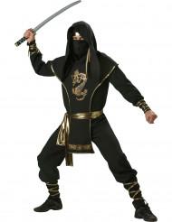 Aikuisen ninja-asu - premium