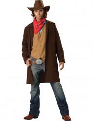 Pitkähelmainen Deluxe- cowboyasu