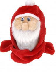 Pipo huivilla, Joulupukki