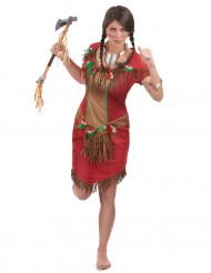 Punainen intiaanimekko