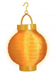 Oranssi paperilyhty