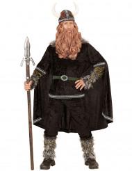 Miesten viking luxusnaamiaispuku